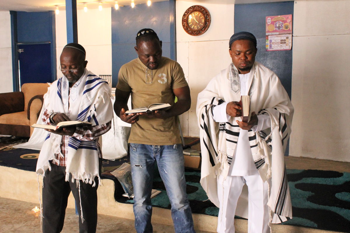 The African Jews of Yeoville